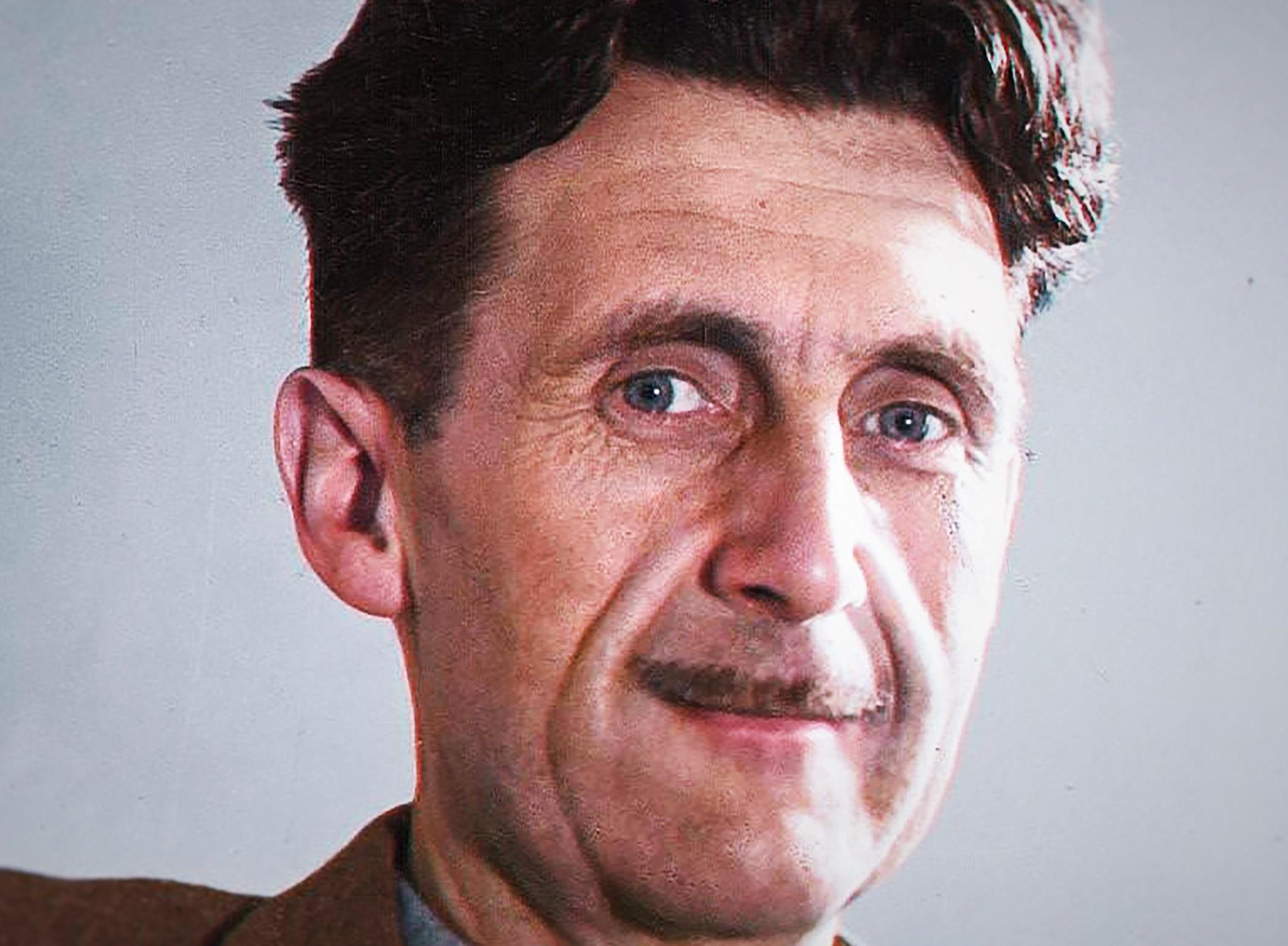 G Orwell
