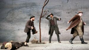"""Waiting for Godot"" by Samuel Beckett: Bengali (বাংলা) Summary"