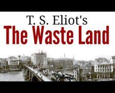The Waste Land Poem Summary