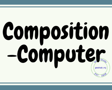 Composition Computer