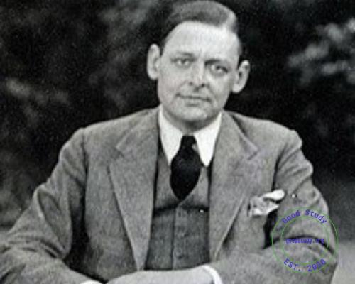 Thomas Stearns Eliot